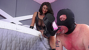Mix of femdom clips by videos...