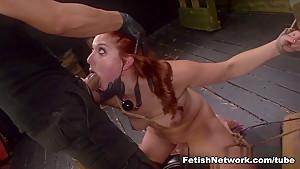 Fabulous pornstar in amazing scene...