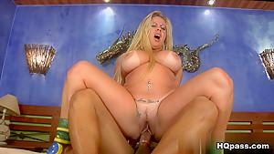 Horny pornstar micheli couto in exotic video...