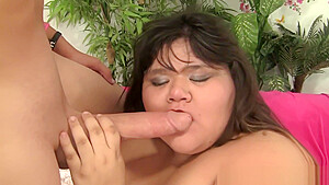 Spoon fucked after cocksucking...