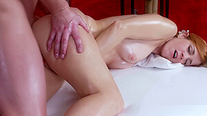 Hot inked blonde got sex...