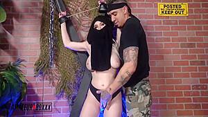 Niqab christian man fucks with skylar vox...