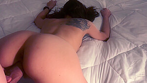 Pov step sis caught watching gets ass...