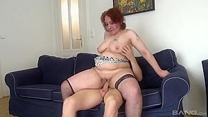 Ass granny...