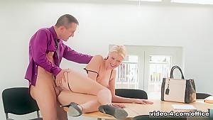 Lynna nilsson natural clip...