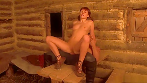 Katka redil anal redhead...