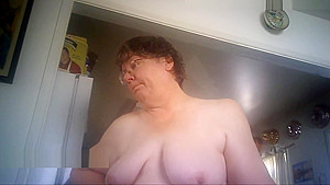 Topless bbw wife wanders about way to fuck...