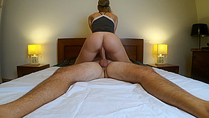 Passionate sex with girlfirend ever pawg...