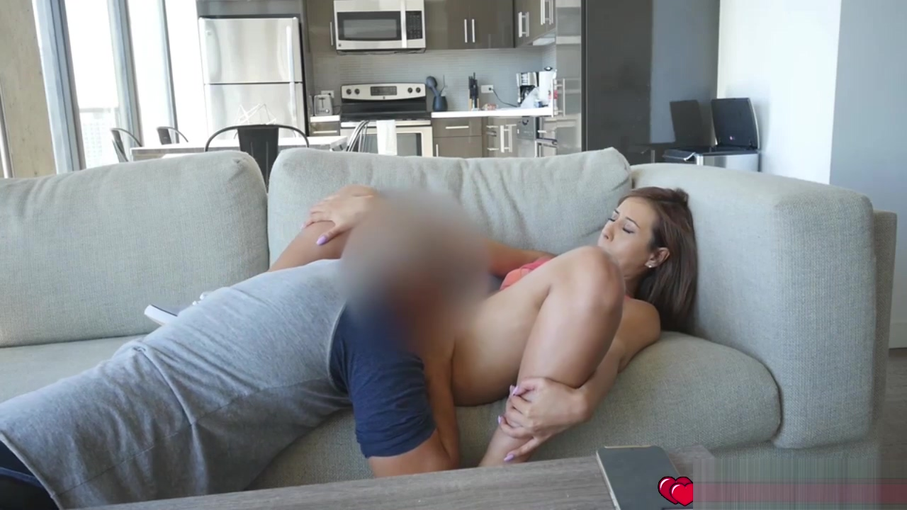 Sweet babe Demi Lopez giving her all for pleasure