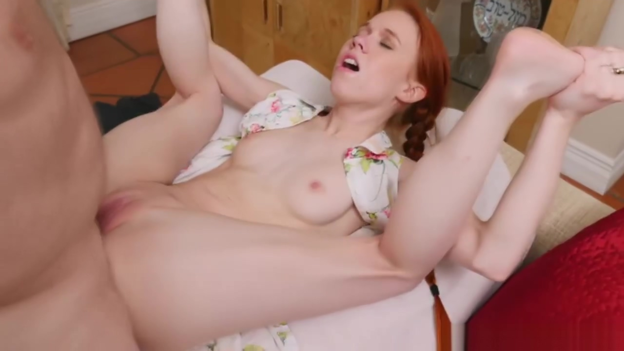 Horny hottie Dolly Little getting her pussy fucked