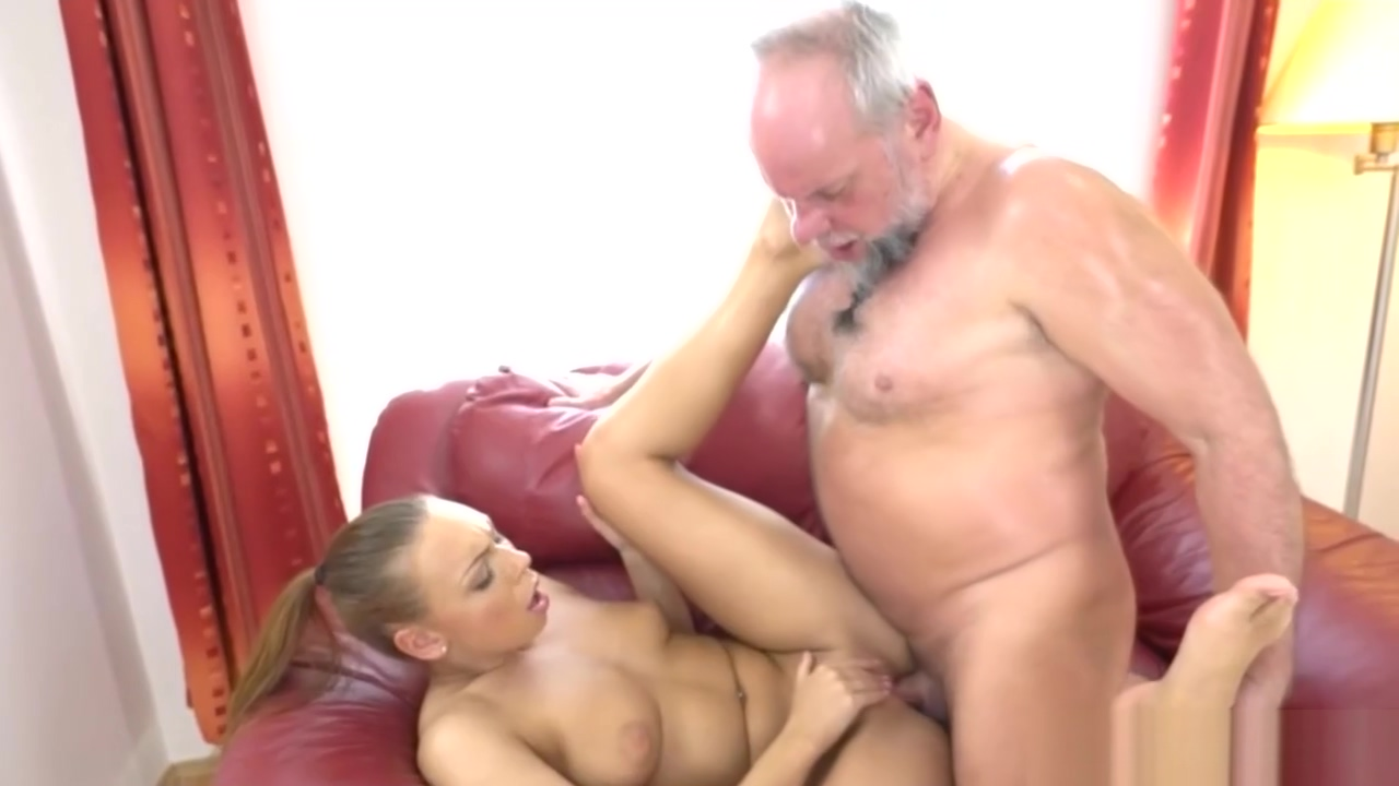Ornella Morgan Fucked by an Old Man