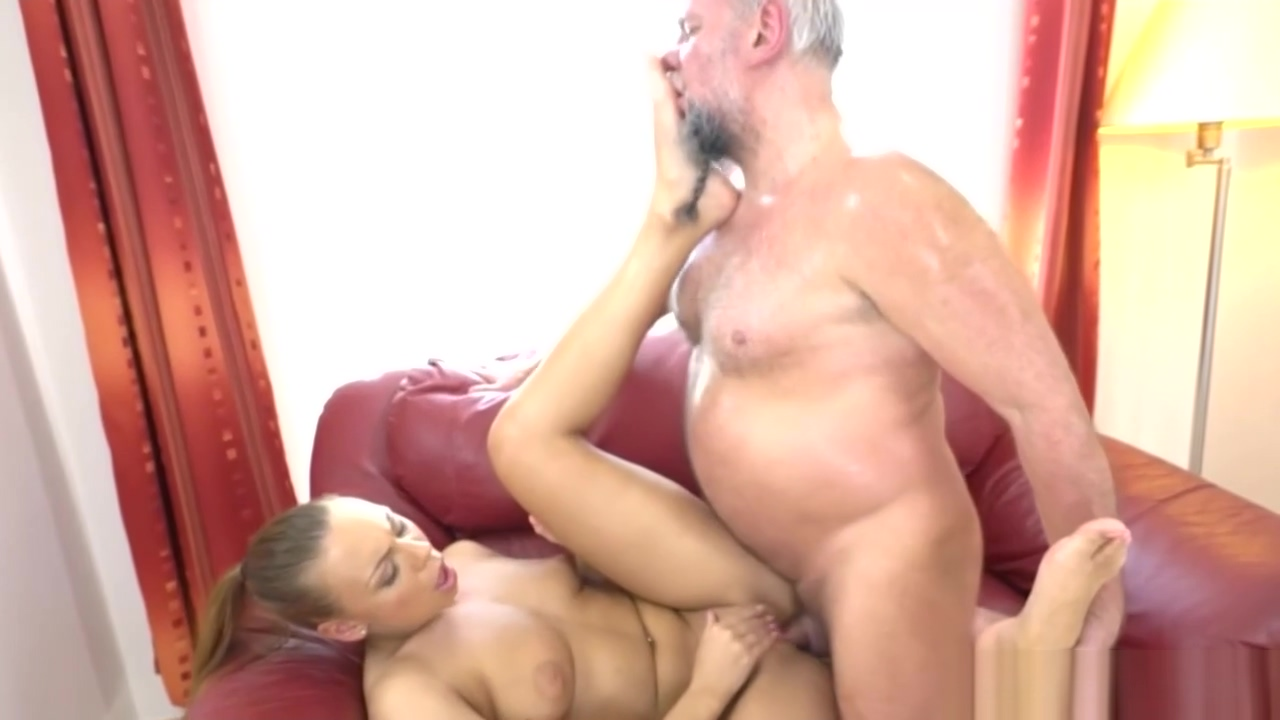 Ornella Morgan Fucked by an Dirty Old Man