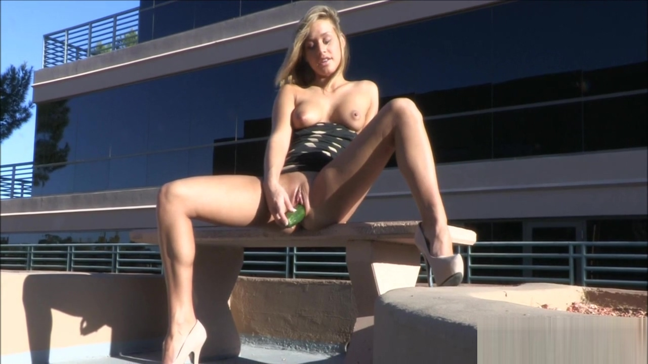 Naughty blonde kennedy leigh is sometimes using a sextoy