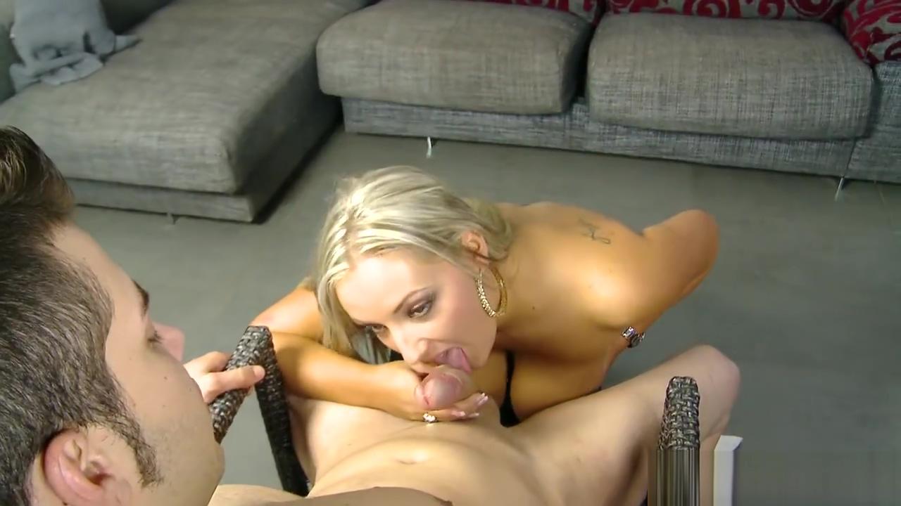 Busty and sexy mature MILF Krystal Swift Sucks and gives amazing titfuck