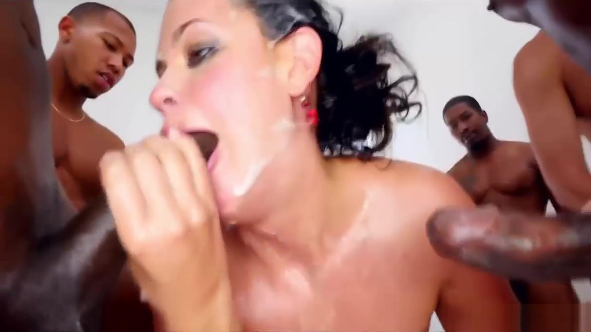 Roxy Raye takes on multiple boners
