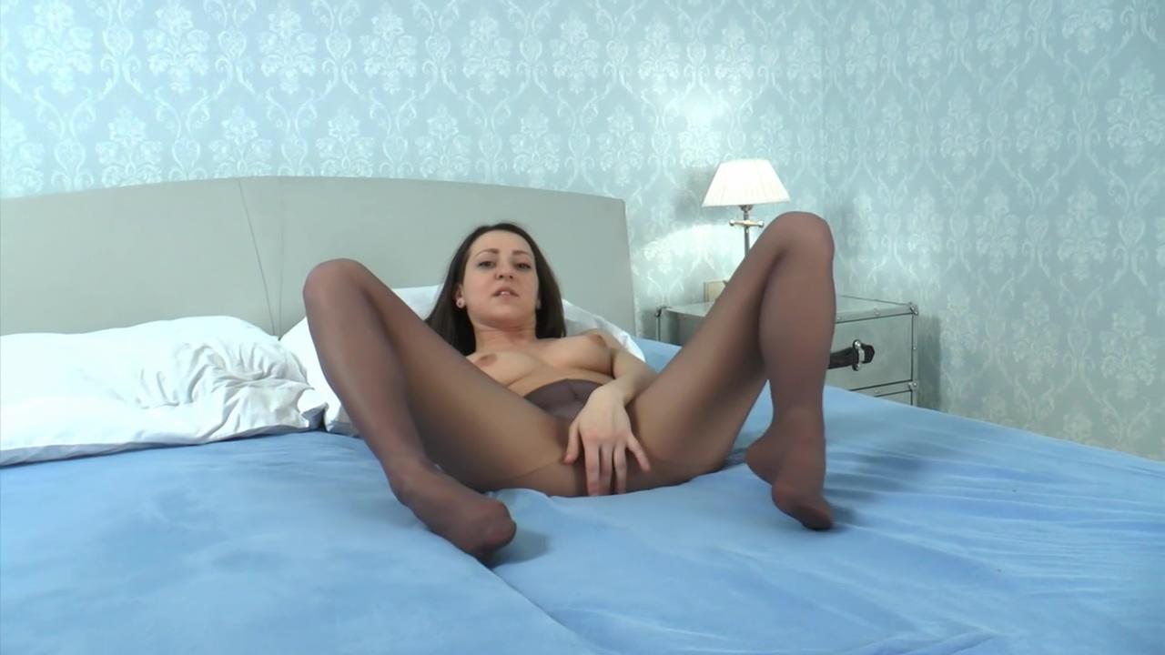 Leggy Emma Diamond Nylon Pantyhose Fetish Fuck