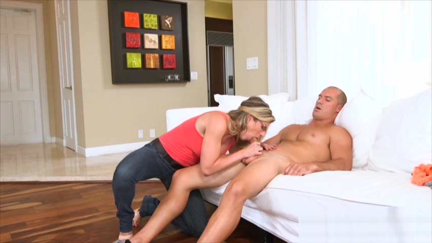 Lily Rader Finds Mom Cory Chase With Bf Cock In Her Mouth
