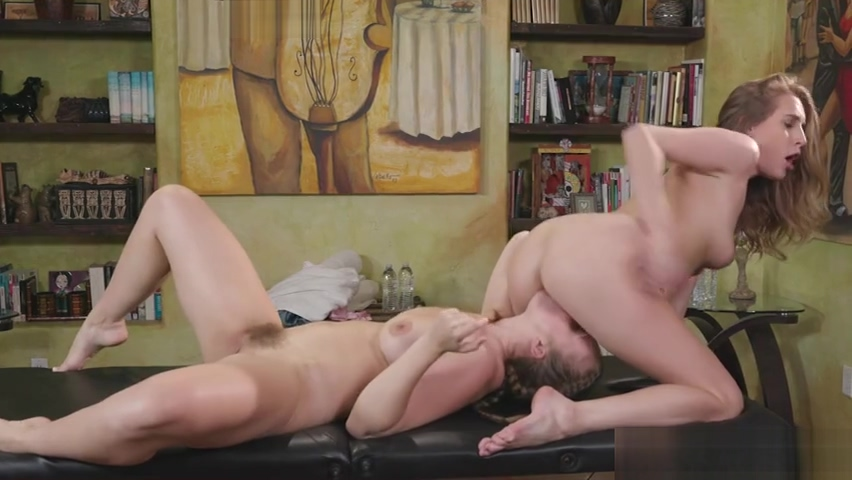 Angry Ex Spouse Tricked His Lover Into Sapphic Massage