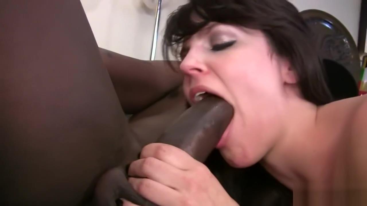 Black Penis Destroys Her Petite Butt