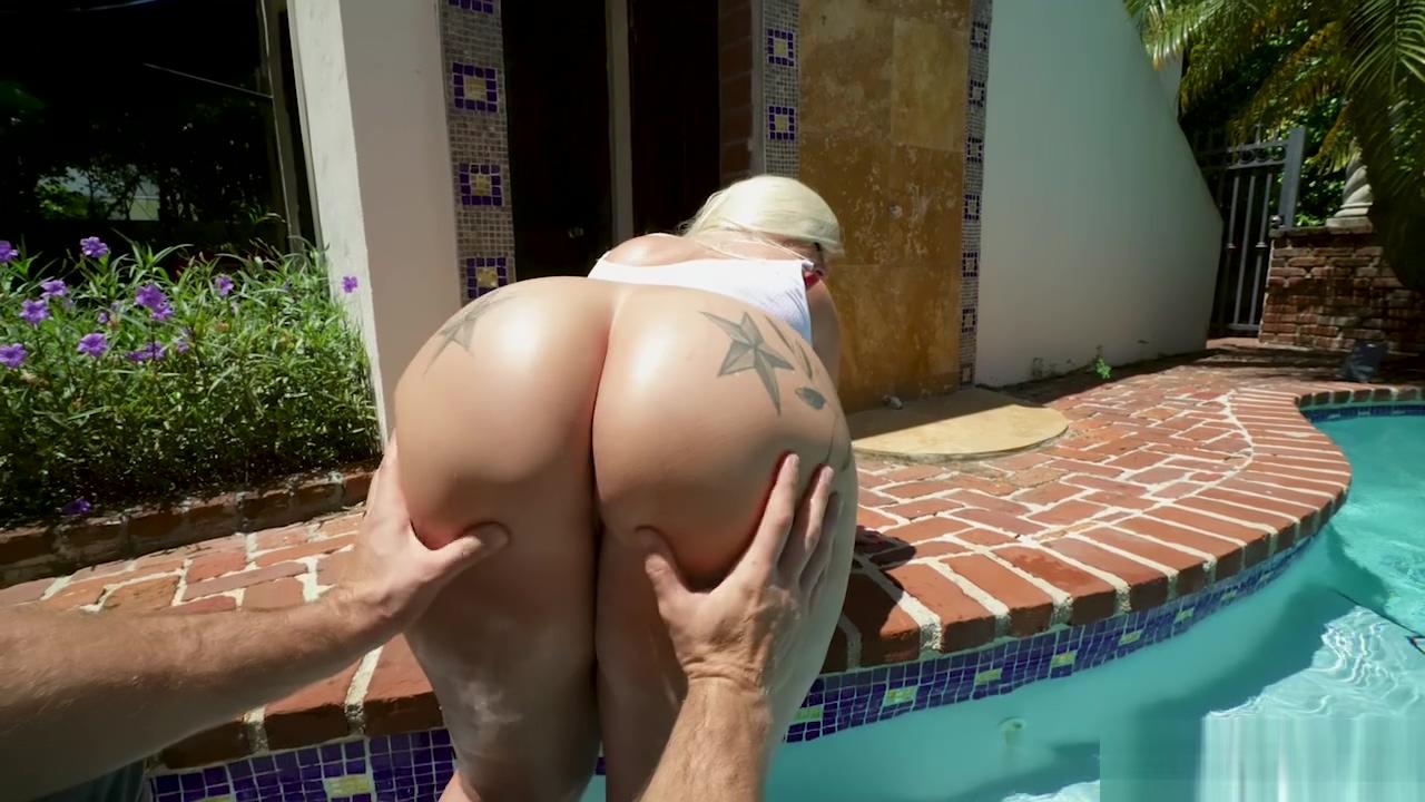 Ashley Barbie's Massive Ass