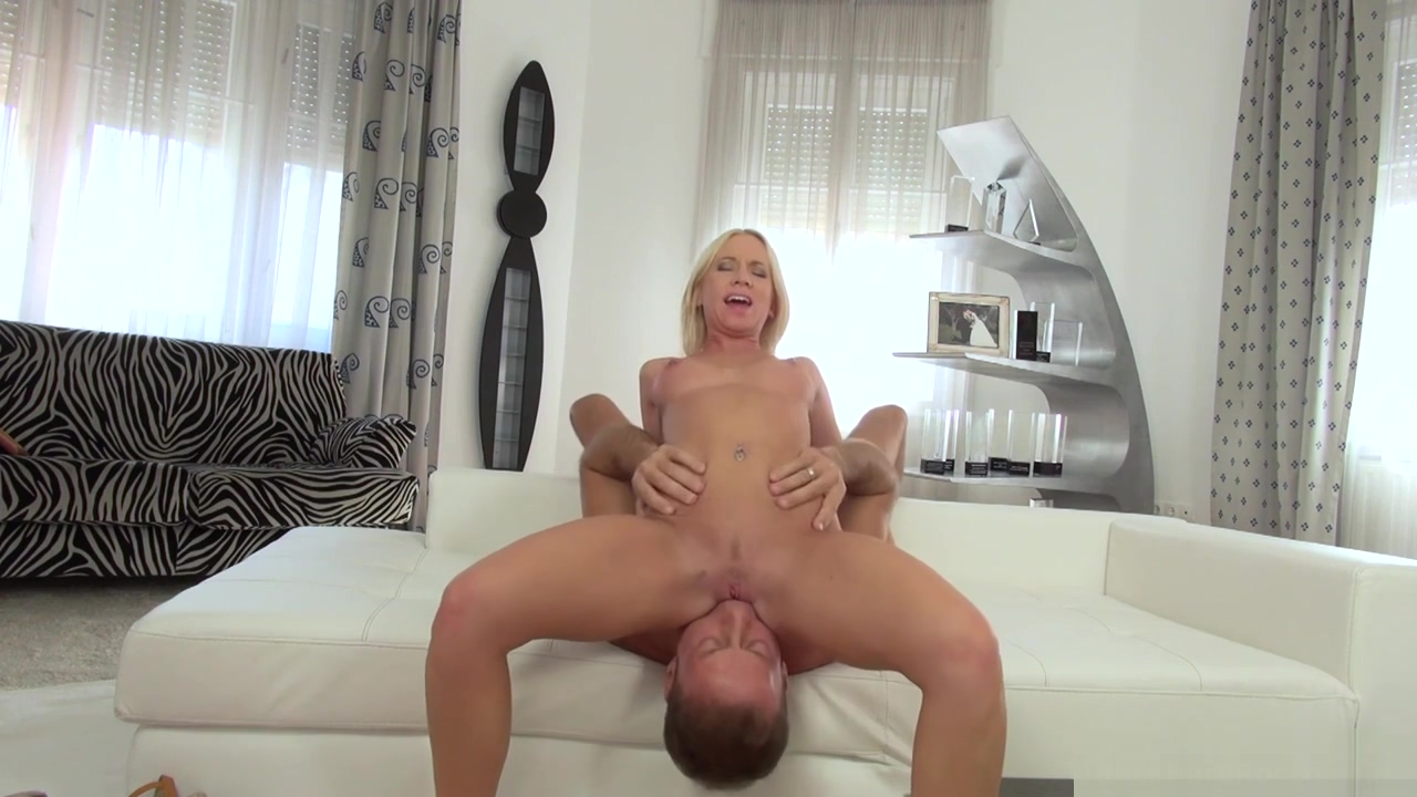 Petite Blonde Kiara Lord Licked And Pussy Rammed By Rocco