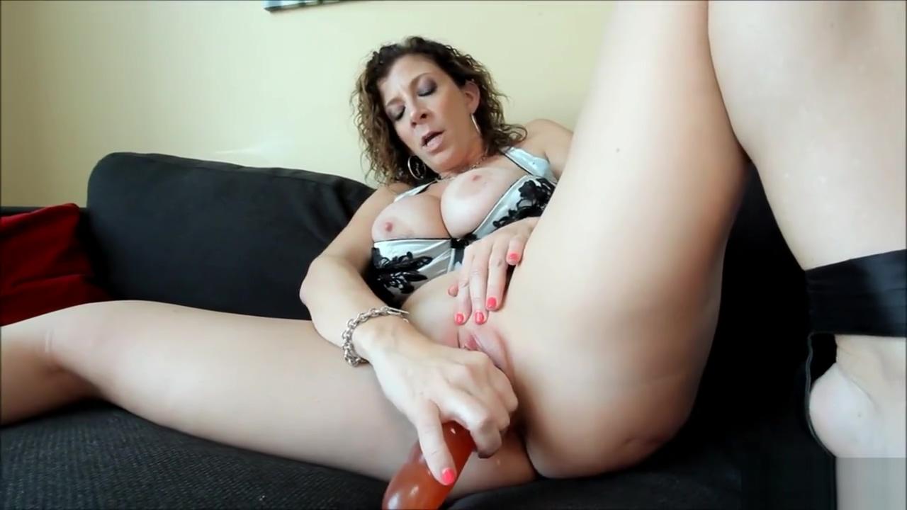 Sexy Bra Panties Dildo Play