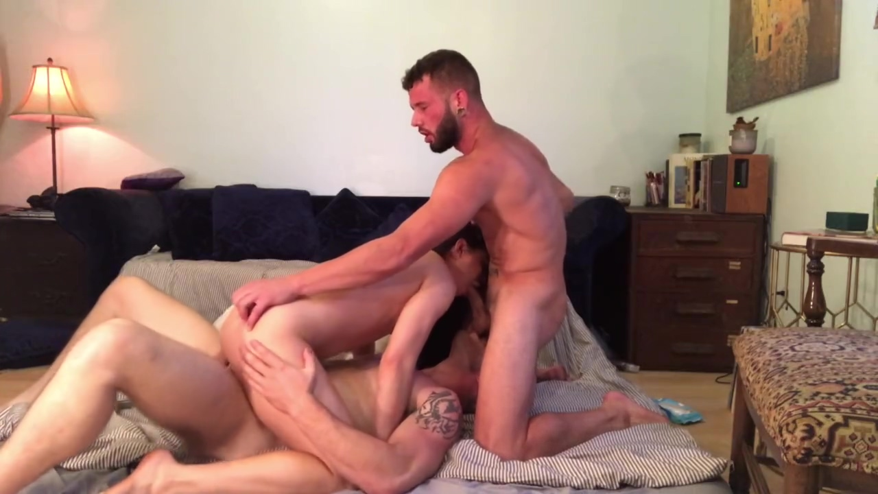 Wild And Seductive Bisexual Mmf Three Way With Kasey Warner Johnny Hill