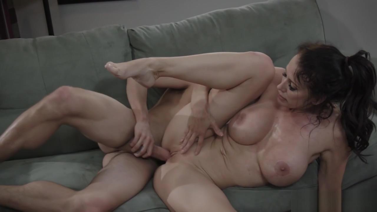 Sexy Cougar Reagan Foxx Bangs With Dauthers Boyfriend