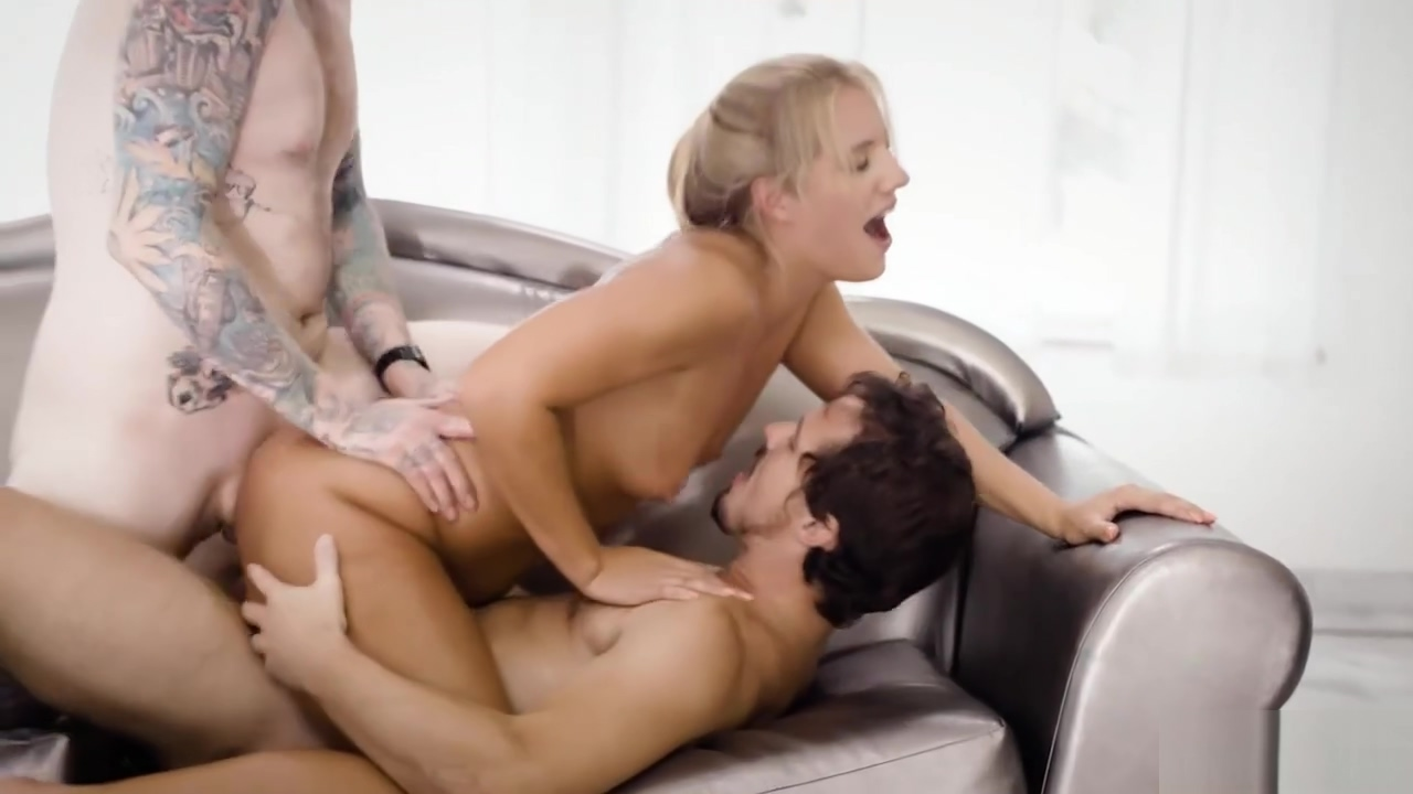 Cougar Maid Candice Dare Double Penetrated By Two Robbers