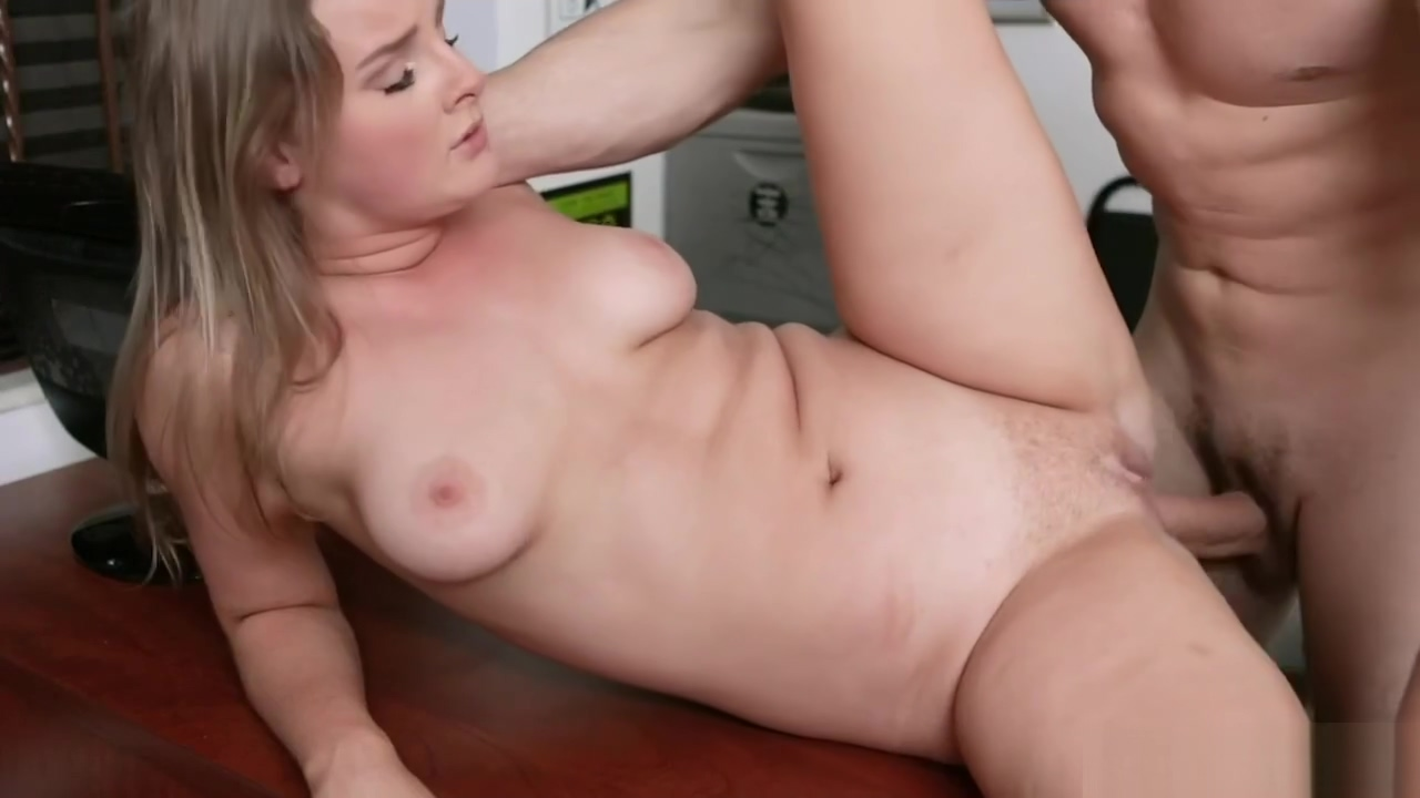 Hot Seductive Blonde Thief Eliza Eves Gets A Hard Twat Pounding
