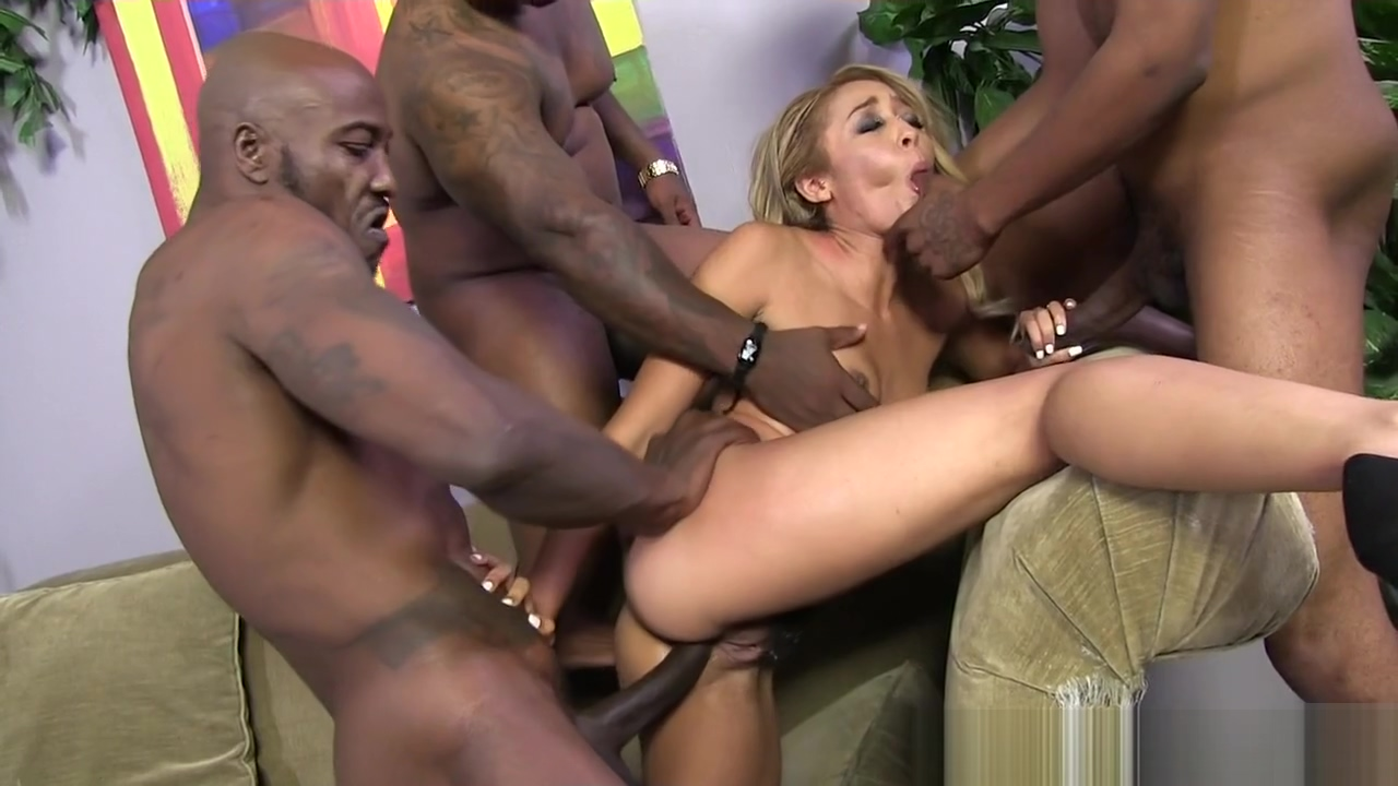 Tinslee Reagan Deeply Dpd By Black Cocks