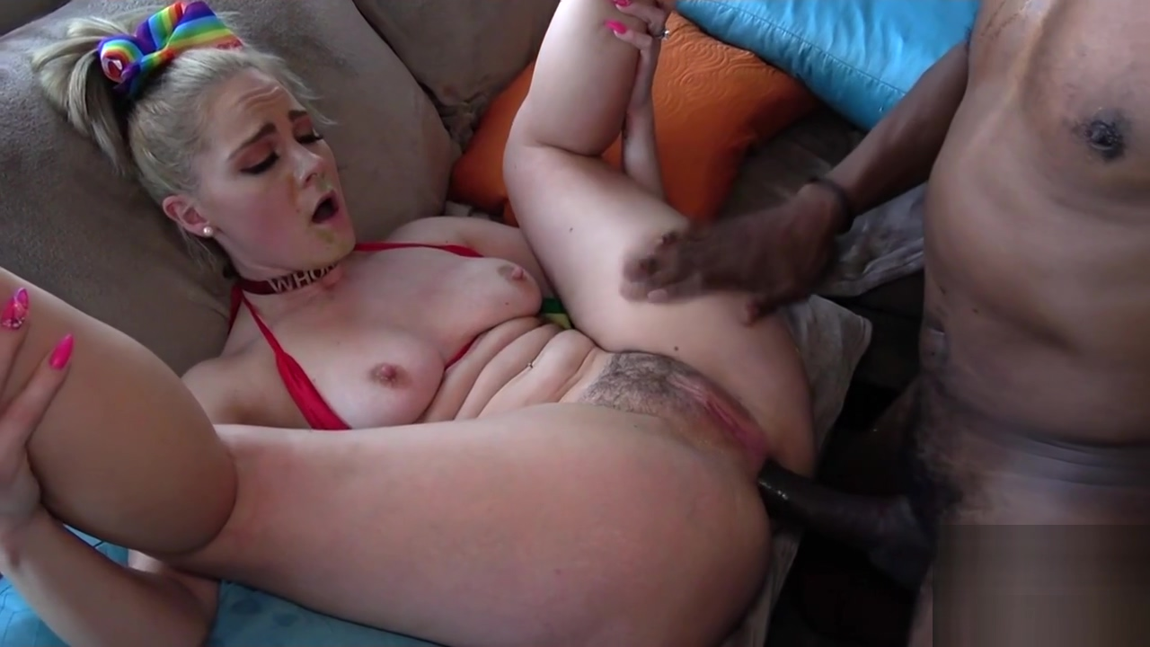 Real sub slut lisey sweet ass fucked