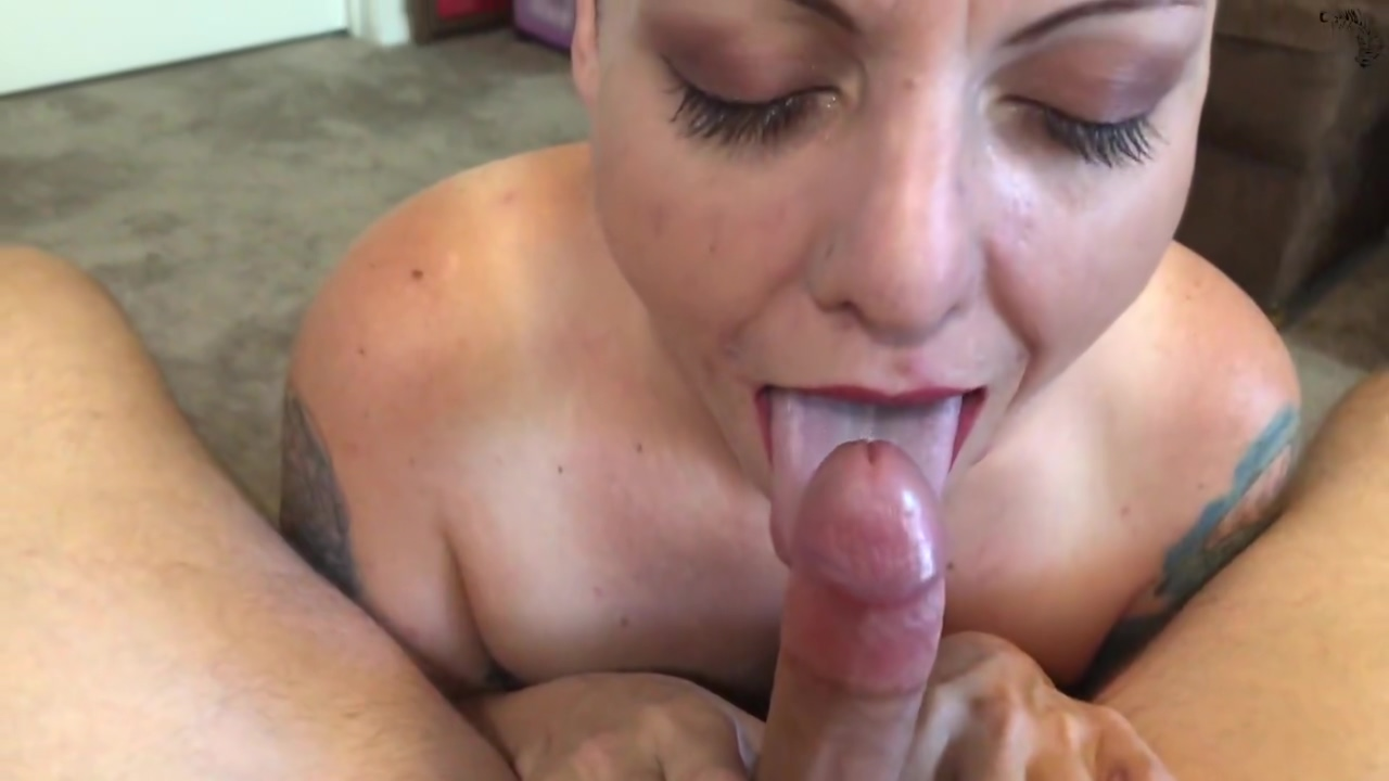Great Titty Girl Gives You Your First Breast Fuck Point Of View