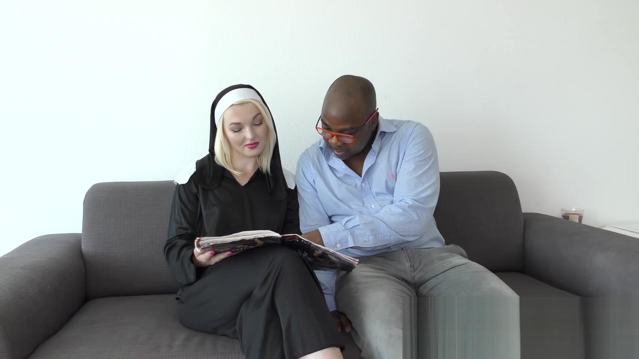 Nun Getting A Black Penis