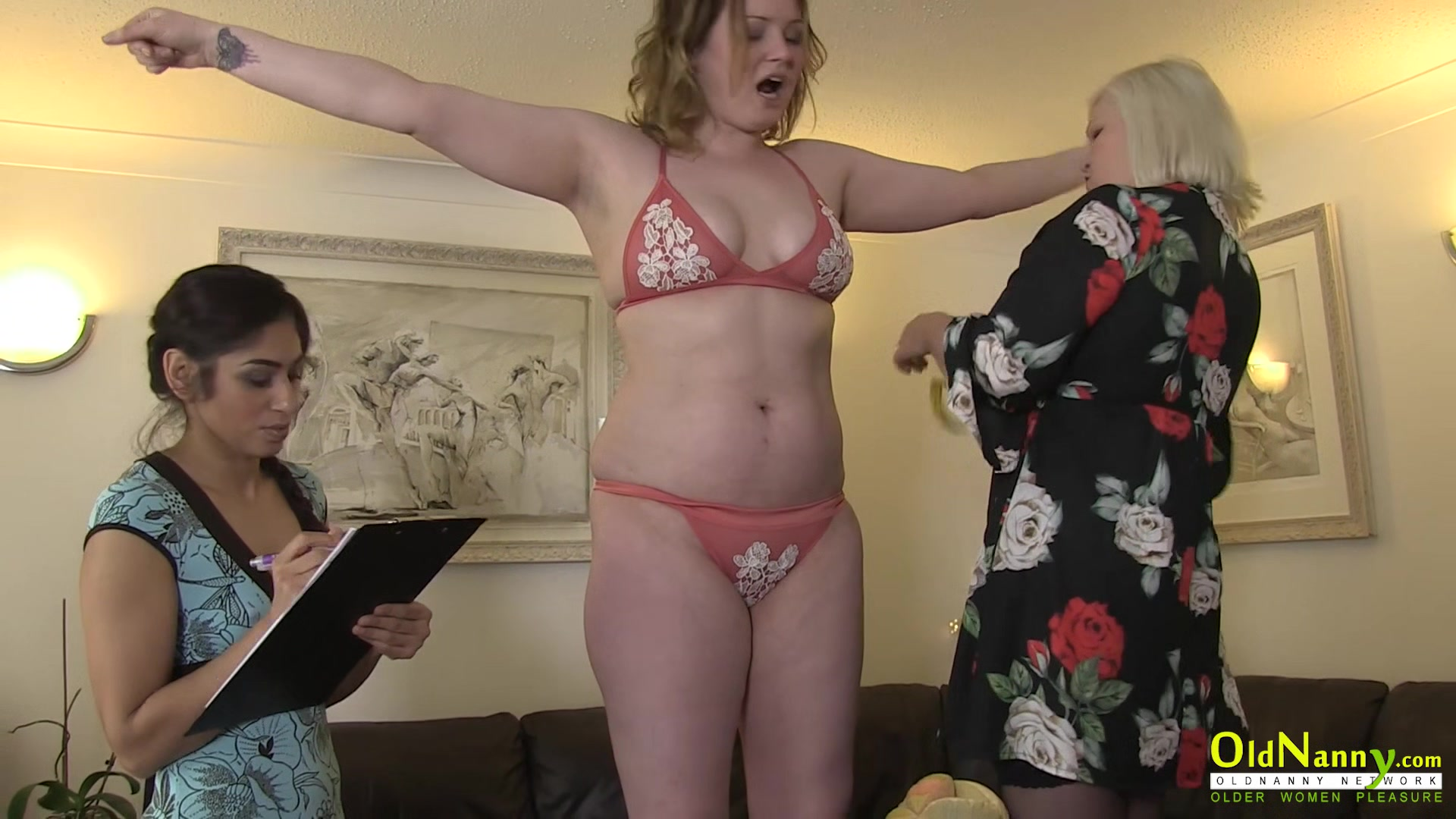 British Mature With Great Tits In Main Role