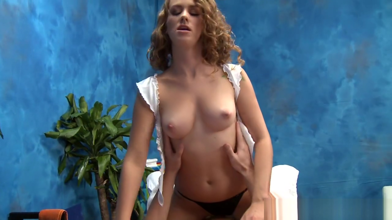 Sensual Massage From Young Makes Her Horny And She Sucks Sperm Out With Mouth