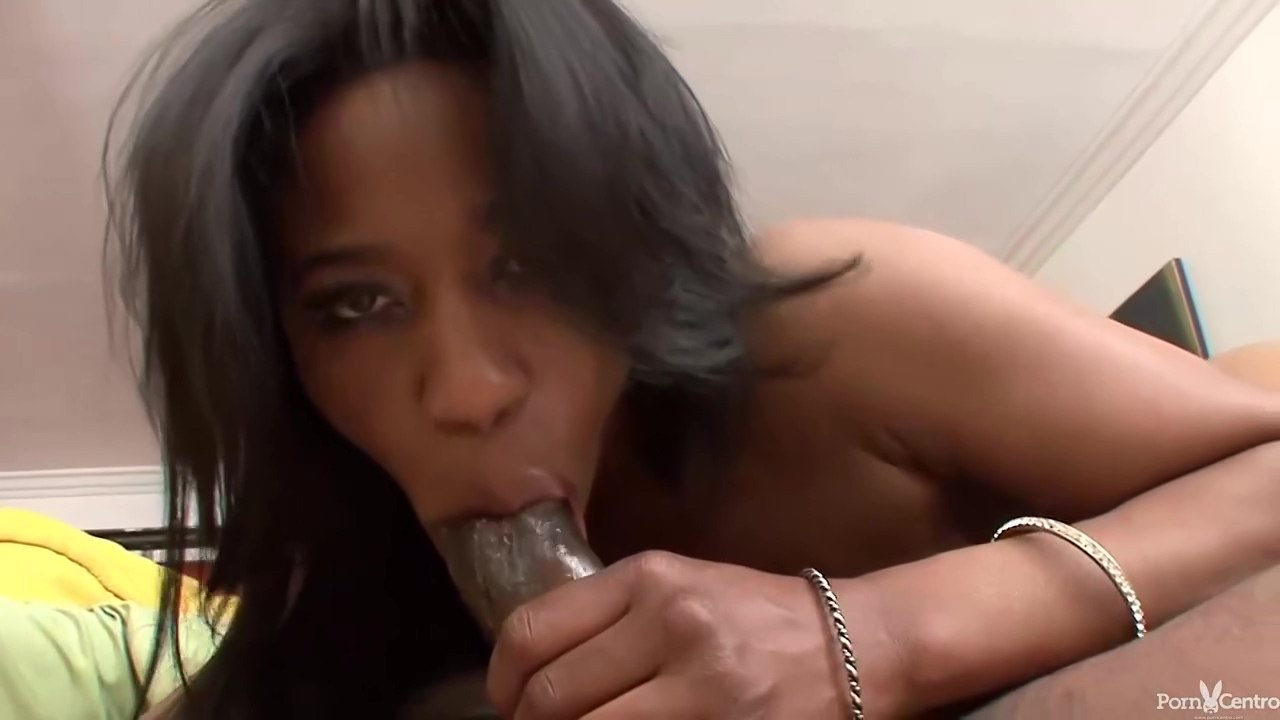 Jade Is A Super Sexy Black Girl Who Looks Way Better With Cum All Over Her Face