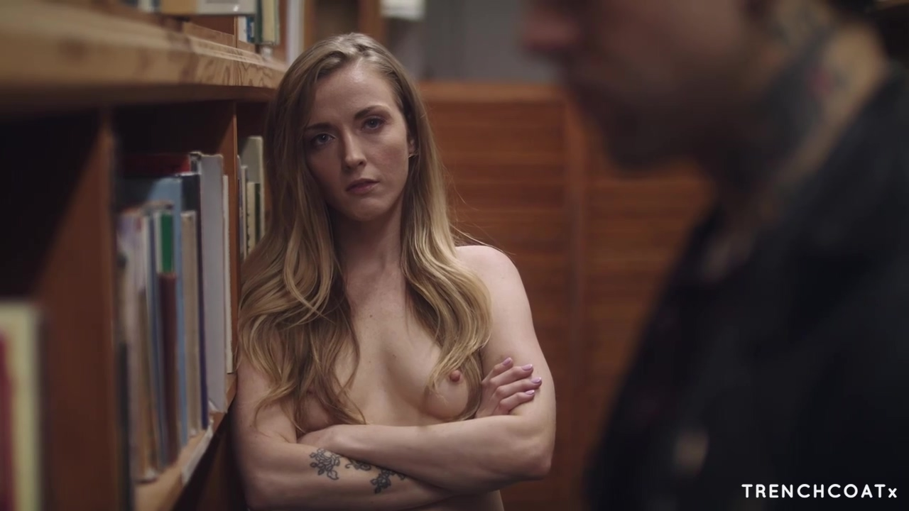 Karla Kush Is A Kinky Slut Who Likes To Get A Hard Penis While In The Library
