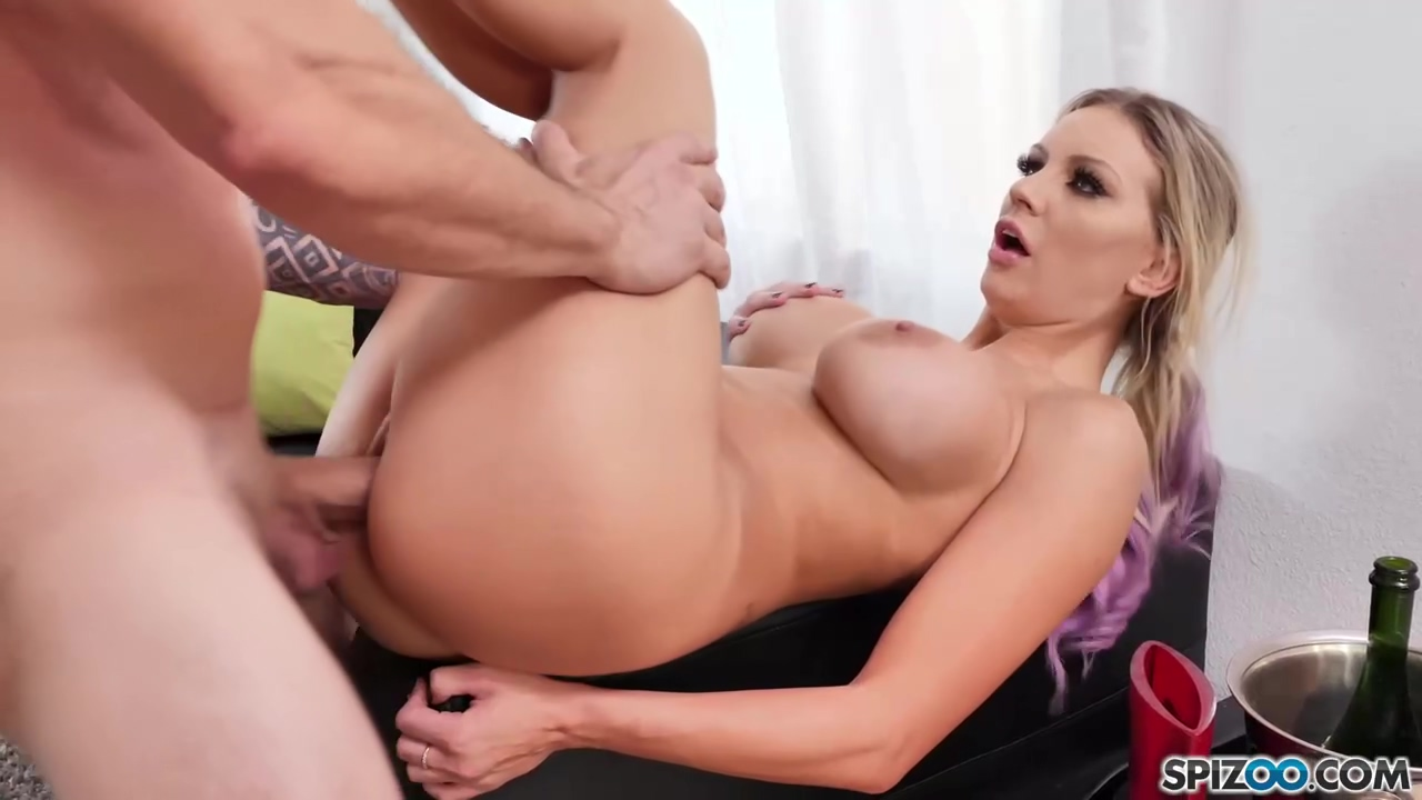 Big Tittied Blonde Fuck Doll Kenzie Taylor Is Getting Hammered From The Back And Enjoying It A Lot