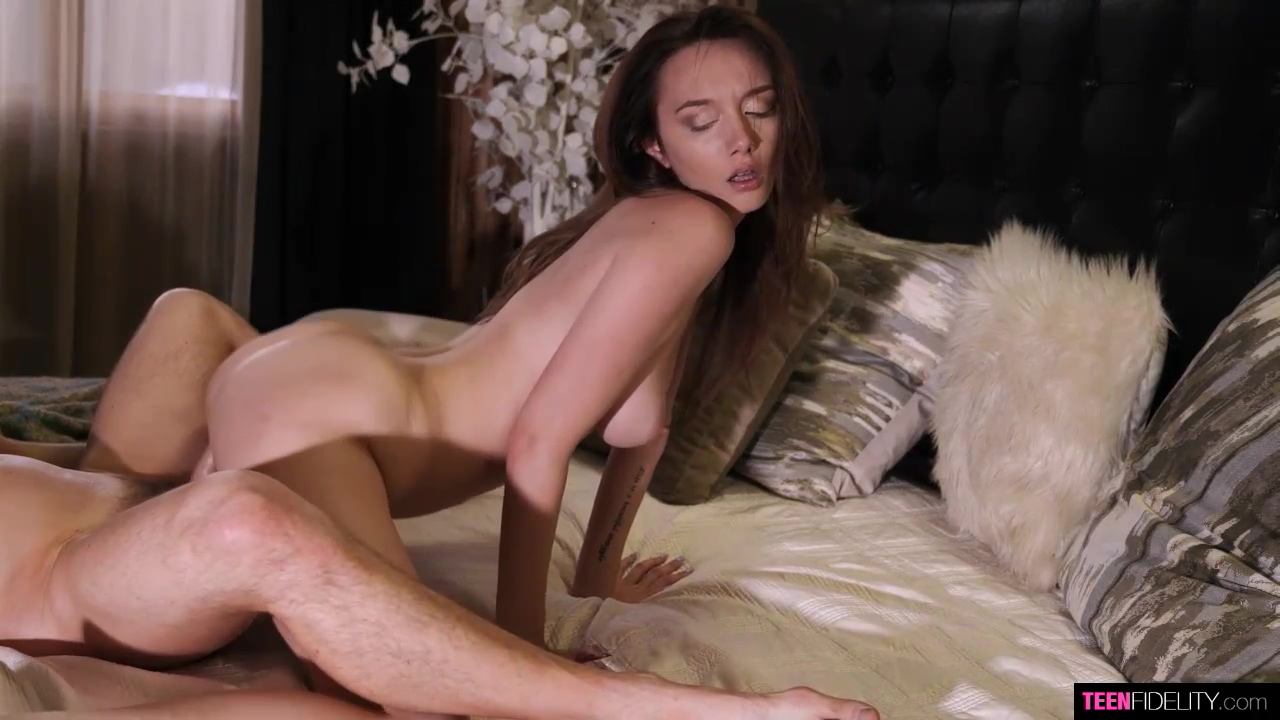 Avery Stone Is Not Wasting Time She Is Fucking Her Guys Friend And Enjoying It A Lot