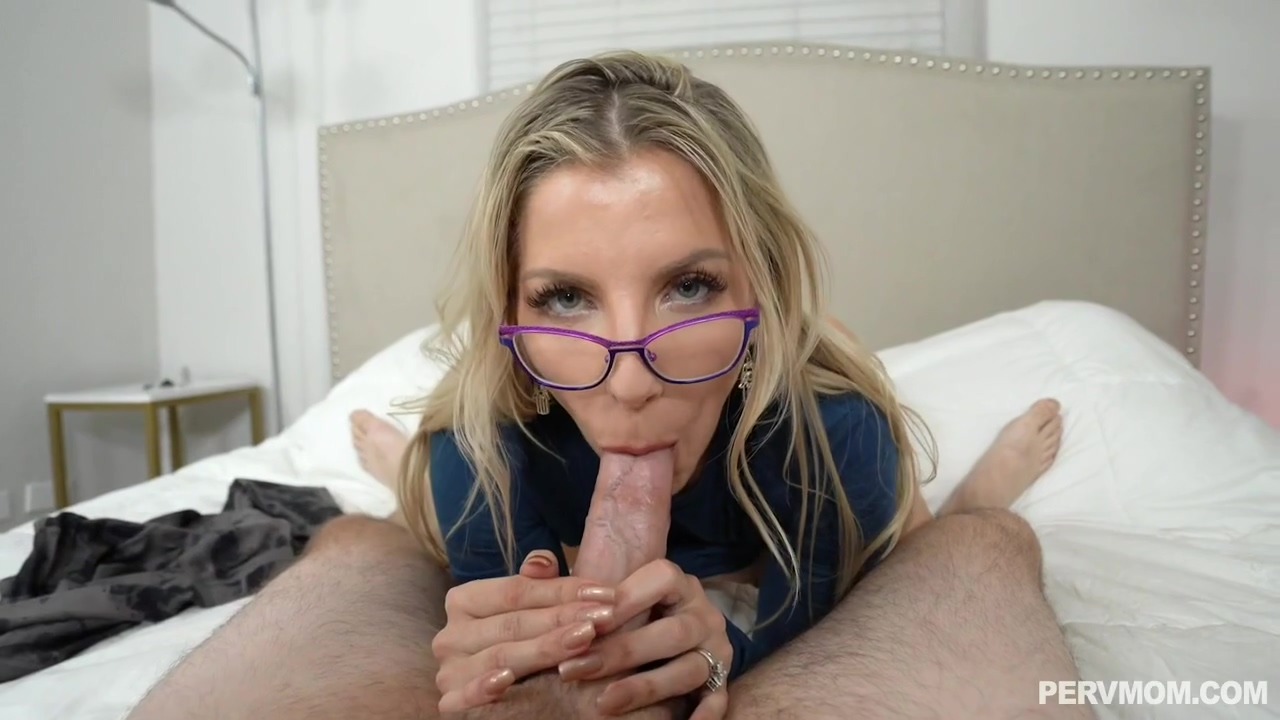 Ashley Fires Is A Delicious Blonde With Glasses Who Likes Tosuck And Ride Dicks
