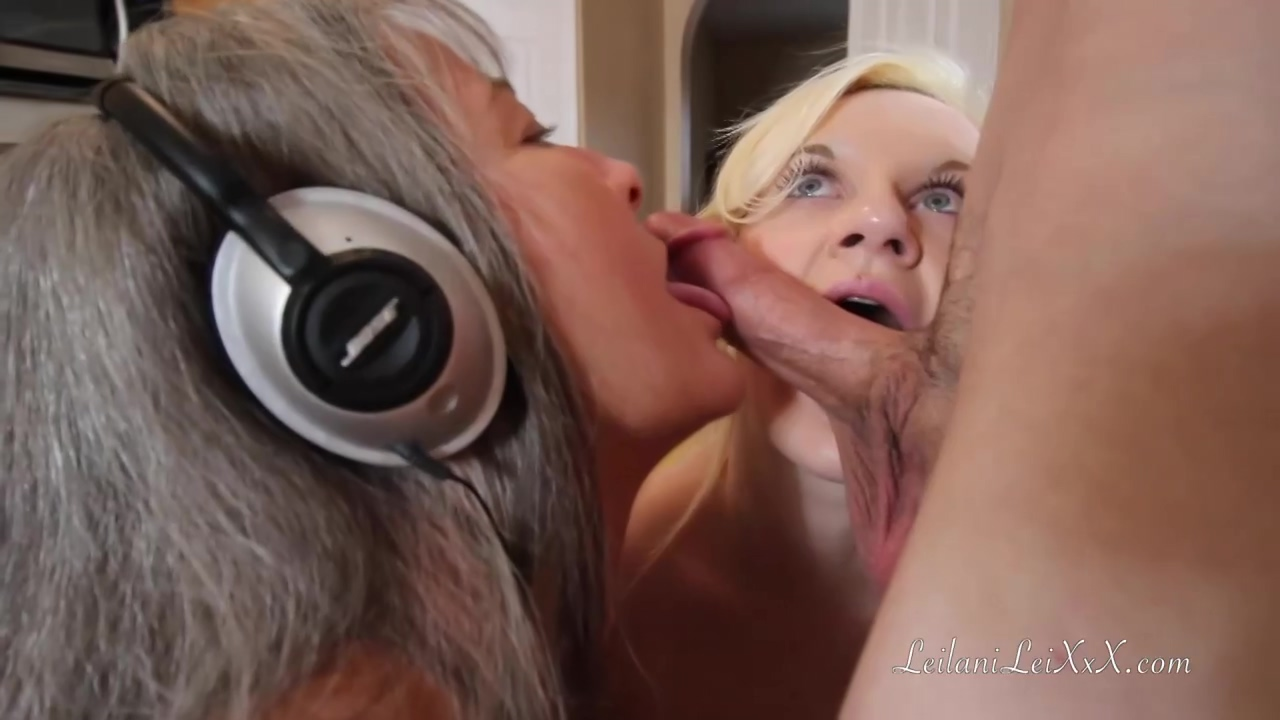 Plump Blonde Babe Was Programmed To Have Threesomes By Subliminal Messages While She Was Sleeping