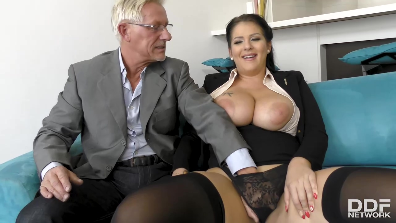 Anissa Jolie And Christoph Got Down And Dirty With Each Other In Front Of A Hidden Camera