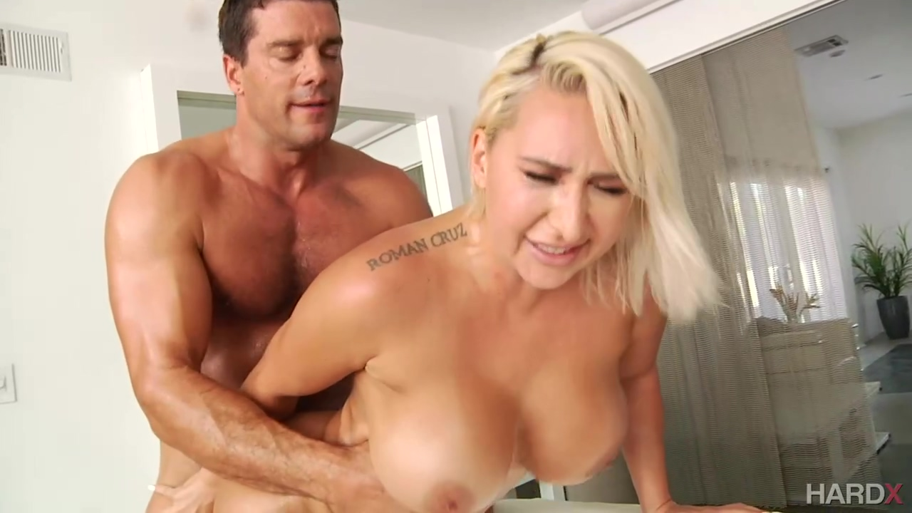 Nina Kayy Is A Kinky Woman Who Likes To Feel A Massive Cock In Her Wide Open Butt