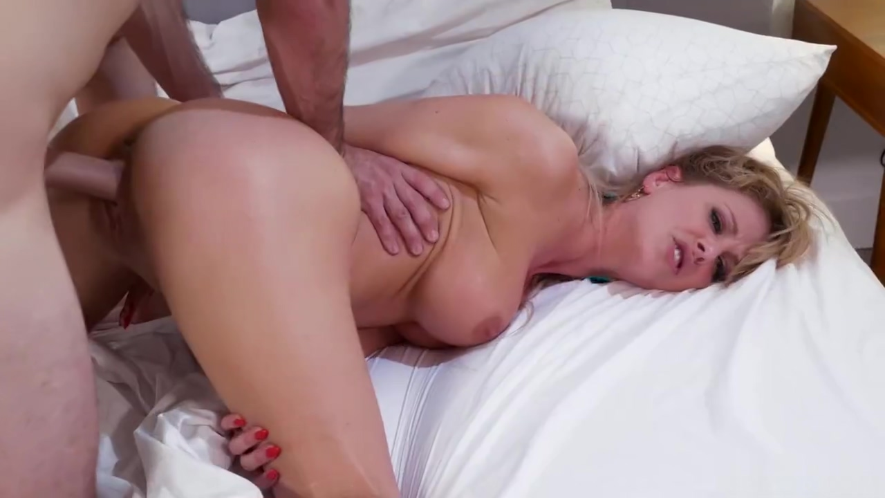 Cherie Deville Is Fucked By Her Stepson Big Boobies And Great Ass