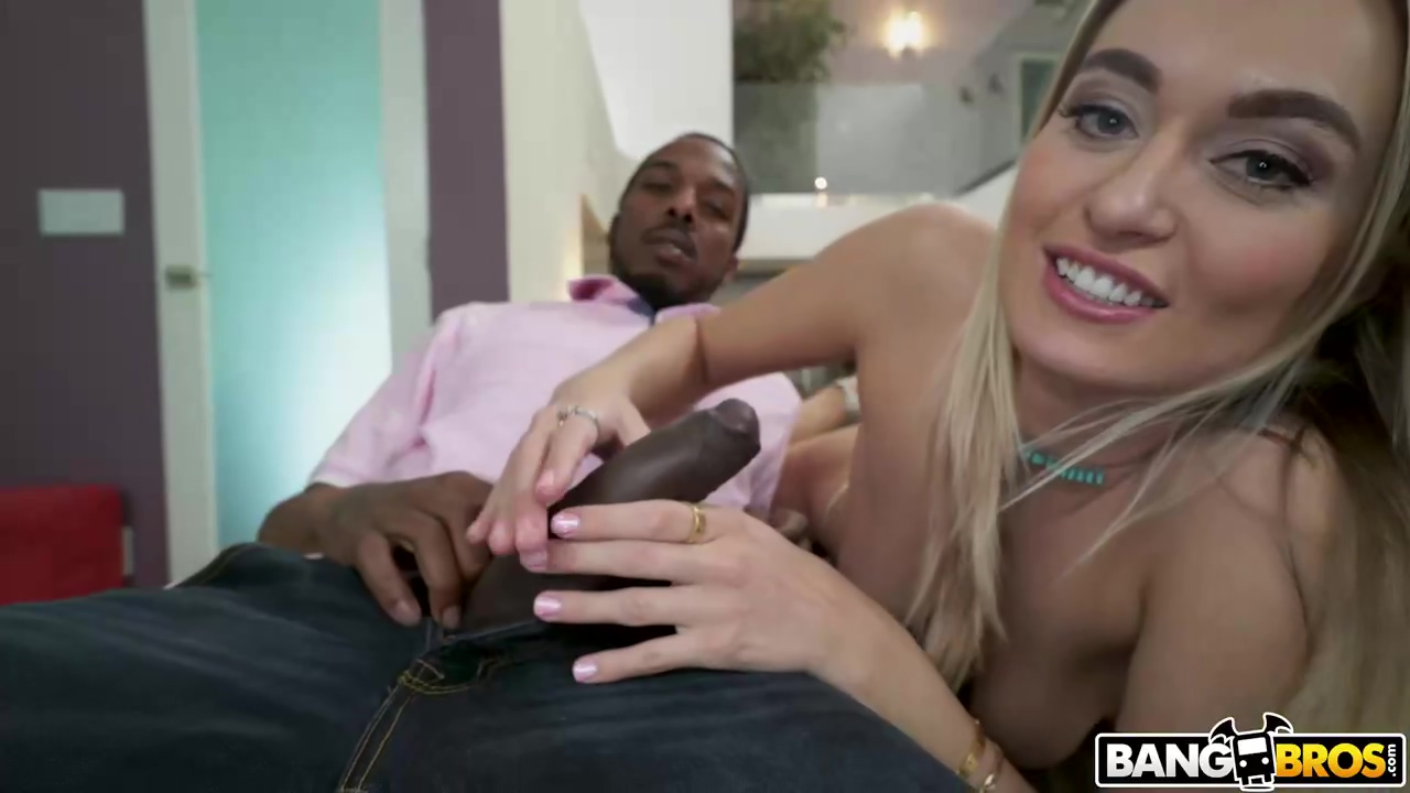 Natalia Starr Got Fresh Sperm All Over Her Chin After A Casual Interracial Xxx Session