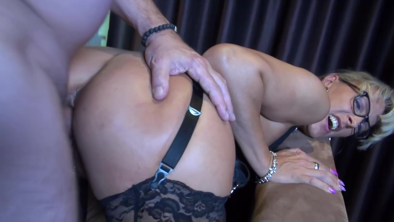 Huge Titted European Milf Likes To Feel A Rock Hard Dick Inside Her Tight Booty