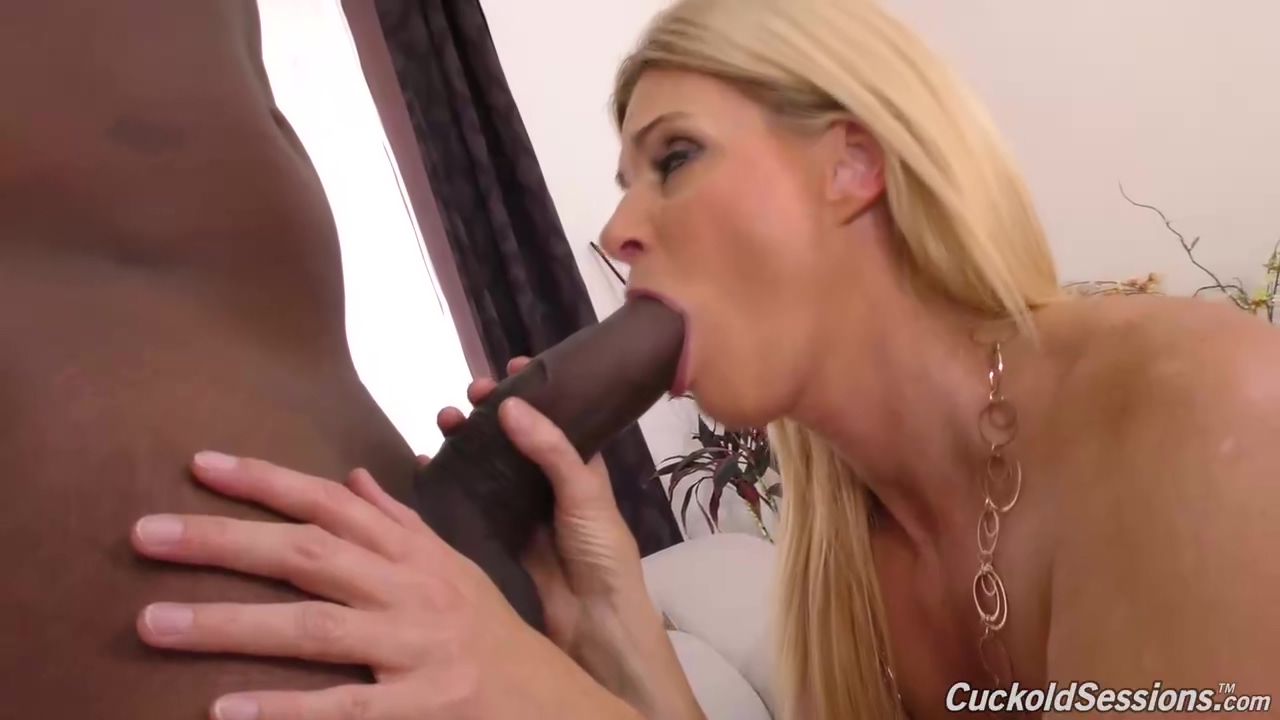 India Summer Is Cuckolding Her New Partner With A Handsome Black Man And Enjoying It A Lot