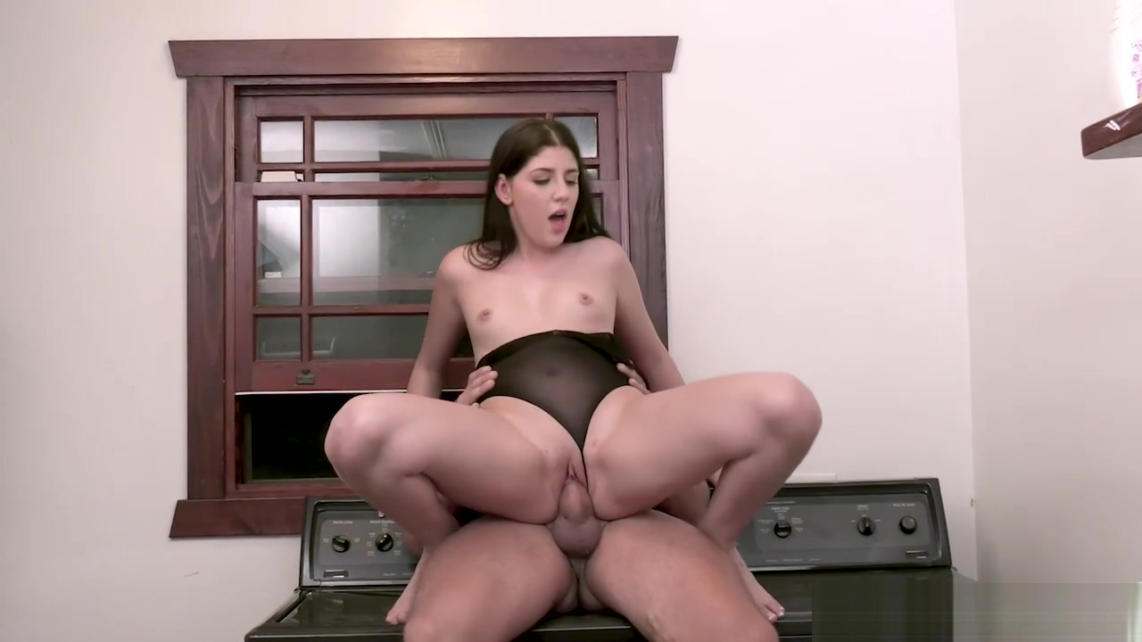 Stepdad Whips Out His Cock For Miranda Miller And Fucks Her Tight Pussy