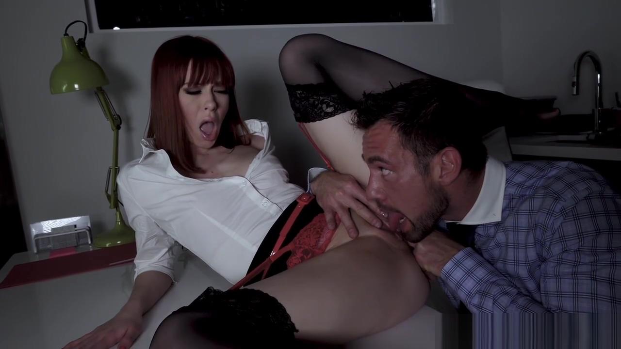 Redhead Alexa Nova Loves Riding A Big Cock